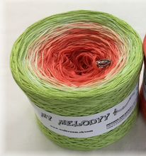 lady_jane_wolltraum_green_red_salmon_coral_ombre_yarn