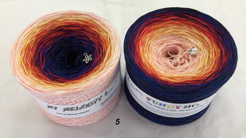 funny_5_wolltraum_pink_peach_salmon_red_blue_yarn