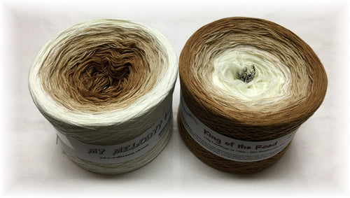king_of_the_road_wolltraum_white_tan_mocha_brown_gradient_ombre_yarn