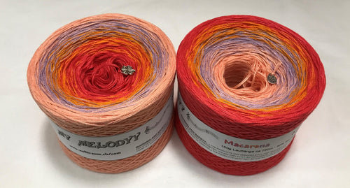 macarena_wolltraum_orange_lavender_quartz_pink_gradient_ombre_yarn