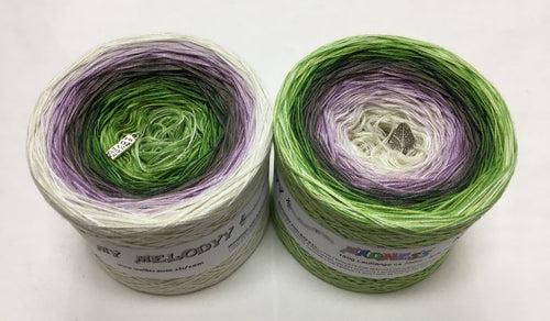 madness_6_wolltraum_green_purple_lavender_lilac_white_gradient_ombre_yarn