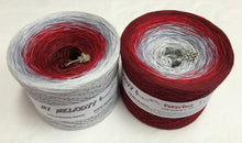 pokerface_wolltraum_grey_gray_red_burgundy_gradient_ombre_yarn