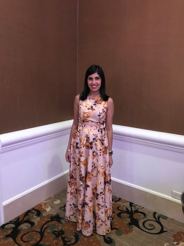 Harleen Kaur Client Diaries ft. Rita in Summer HK 18 Lehenga