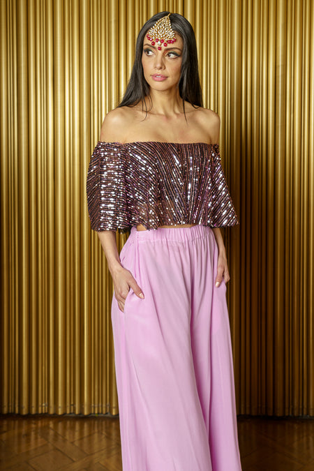 CHIARA Silk Skirt