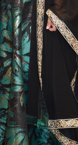MEERA Dupatta - Detail View - Harleen Kaur - South Asian Womenswear