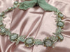 PIA Bridal Floral Beaded Sequin Belt