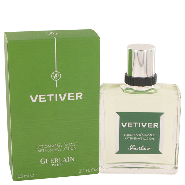 VETIVER GUERLAIN by Guerlain After Shave Lotion 3.4 oz (Men) - Beyond Fashion by Larissa's