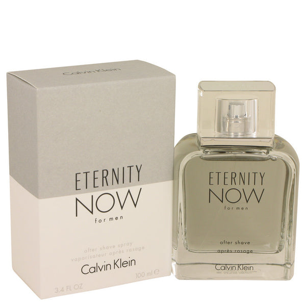 Eternity Now by Calvin Klein After Shave Spray 3.4 oz (Men) - Beyond Fashion by Larissa's