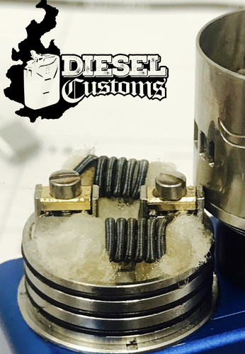 Diesel Customs N80 Fused Clapton's 24G/34G
