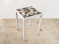 Side Table (Cube Tile)