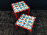Side Table (Solstice Tile) - Small
