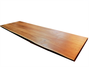 L260 Book-Matched Teak Table