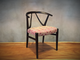 W Chair with Liberty Fabric
