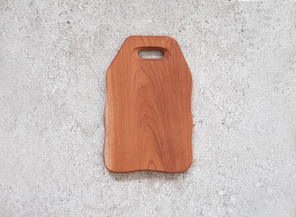 Solid Teak Cutting Board (Small) #TS004