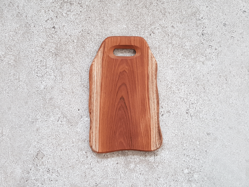 Solid Teak Cutting Board (Small) #TS003