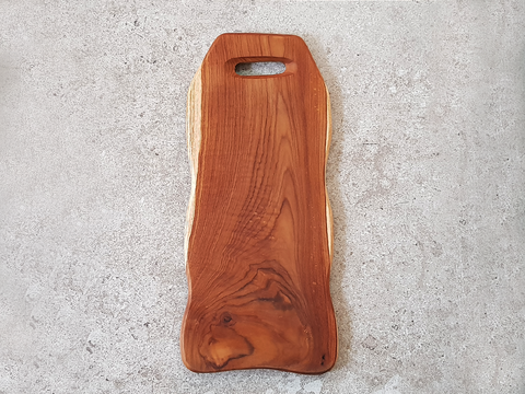 Solid Teak Cutting Board (Large) #TL002