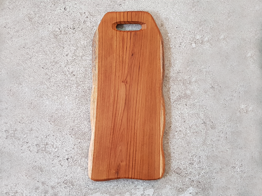 Solid Teak Cutting Board (Large) #TL004