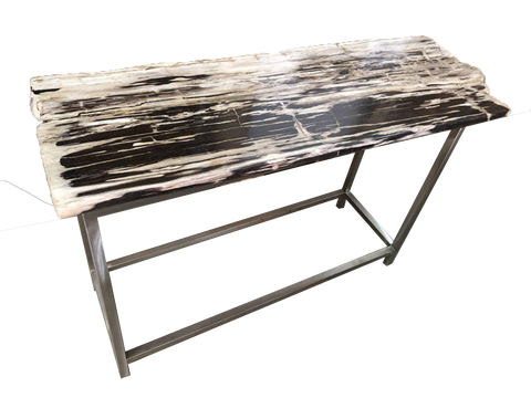 Fossil Console Table #1