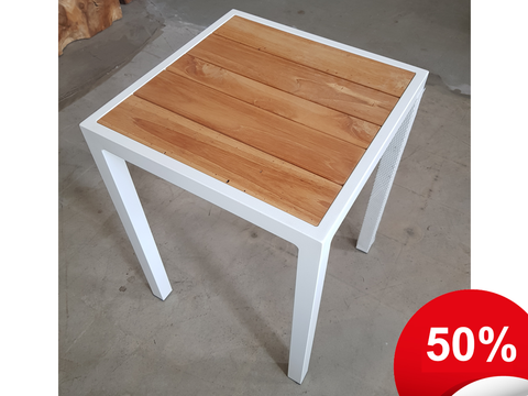 Outdoor Side Table (Wood)