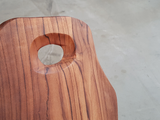 Solid Teak Cutting Board (Large) #TL001