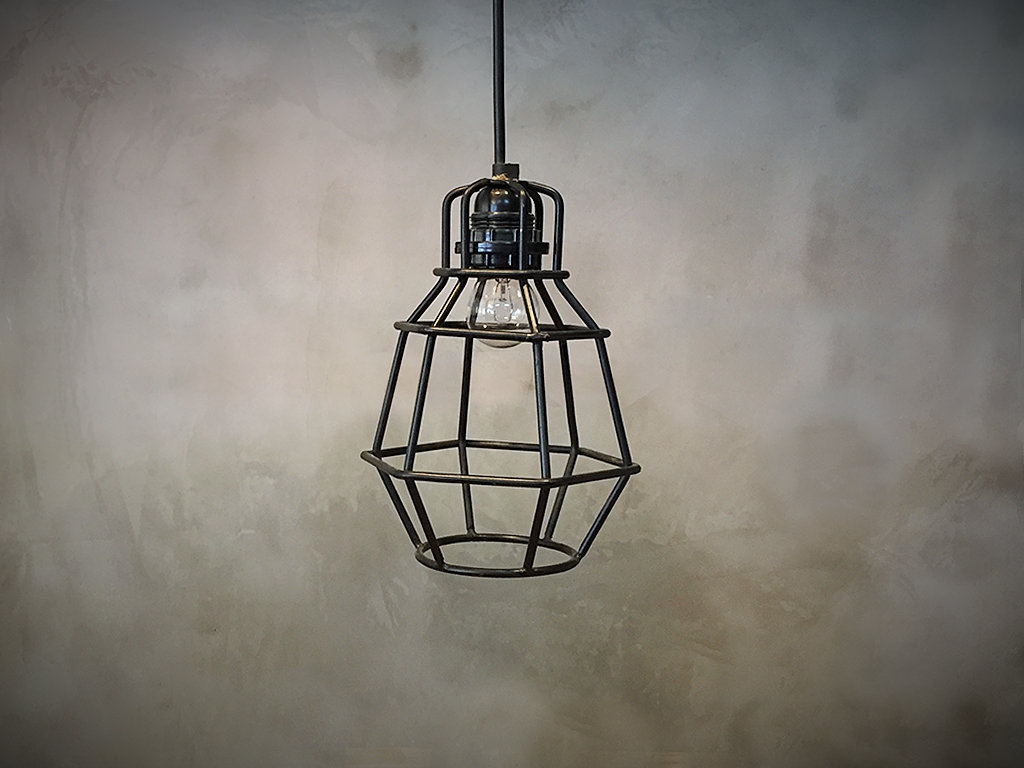 Industrial Pendant Lamp #3