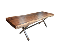2.49m Suar Dining Table