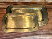 Metal Brass Trays