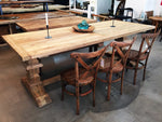 Teak Wood Provence Table