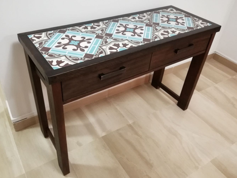 Peranakan Console Table