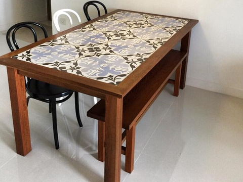 Peranakan Dining Table