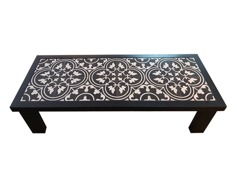 Peranakan Coffee Table