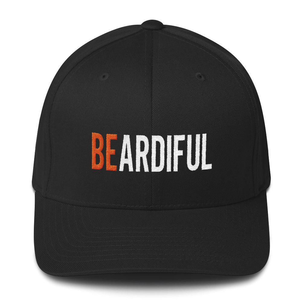 Beardiful® Structured Twill Cap