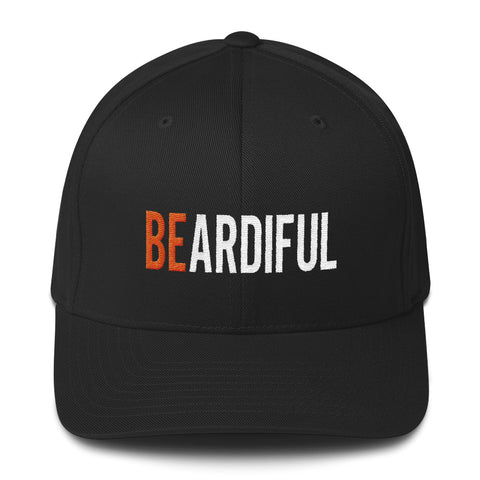 Beardiful™ Structured Twill Cap