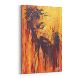 Jesus by Stephen Fishwick Canvas Art