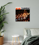 Canvas AC/DC 74 Jailbreak Cover Canvas Art