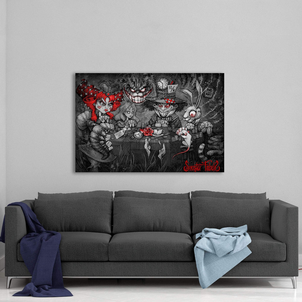 All In Here by Big Chris Canvas Art