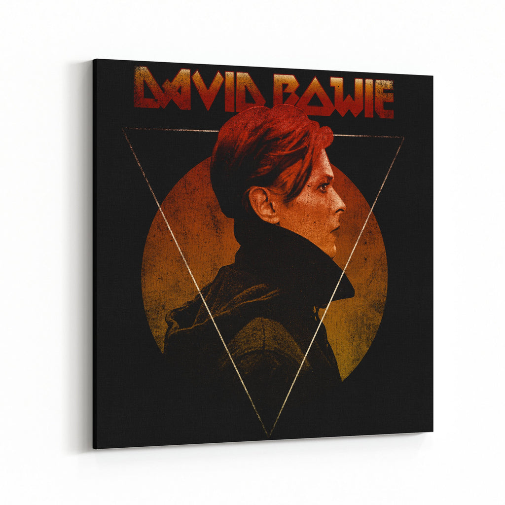 David Bowie Low Canvas Art