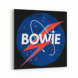 David Bowie Space Oddity Canvas Art