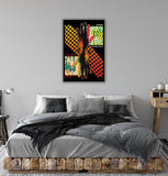 Canvas Genesis Double Invisible Touch Canvas Art
