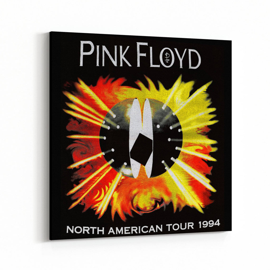 Pink Floyd 1994 Canvas Art