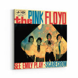 Pink Floyd See Emily Play Canvas Art