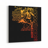 Woodstock est 1969 Canvas Art
