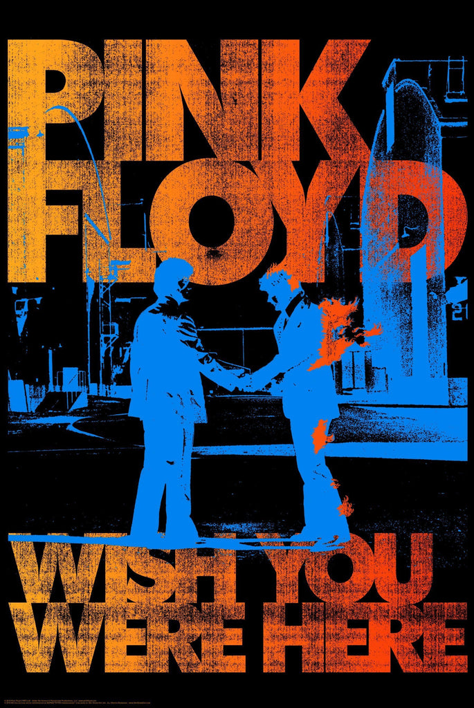 "Posters 24x36 ""Wish You Were Here"""