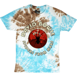 David Bowie Spiders From Mars Tie Dye T-Shirt