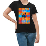 Pink Floyd 9 Handshaking Black T-Shirt