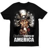 Undead States of America T-Shirt by Big Chris