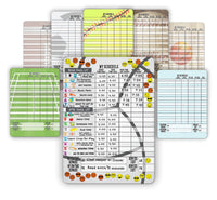 Kid's Daily Routine Chart - Reusable Sticker Clings - Dry Erase - Sport Designs