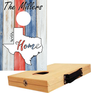 Home State- Cornhole Game
