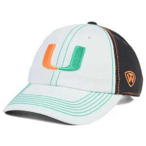 Miami Hurricanes Top of the World NCAA Palette Cap
