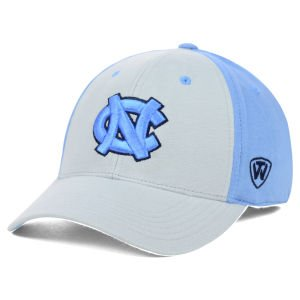 Top of the World North Carolina Tar Heels NCAA Jersey Memory-Fit Cap